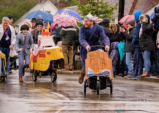 East Hoathly Pram Race 2019