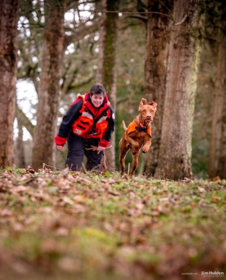 Lowland Search & Rescue Dogs